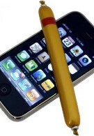 Sausage based stylus now ready for capacitive touchscreens in U.S.
