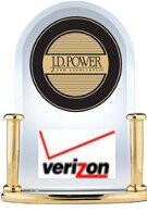 Verizon ranks highest in call quality in J.D. Power & Associates study