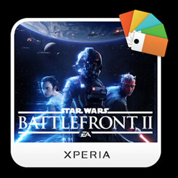 Sony launches Star Wars Battlefront II Xperia Theme in the Google Play Store