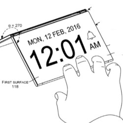 Microsoft patent application explains why the company wants to produce a folding phone