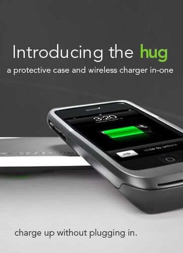 Give your iPhone a Hug