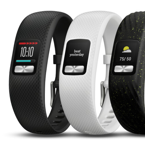 Garmin Vivofit 4 Goes Official Year Long Battery Life And Affordable Price