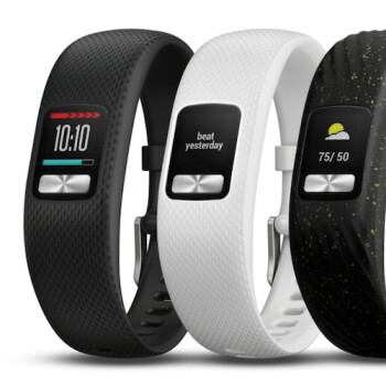Garmin Vivofit 4 goes official: year-long battery life and affordable price