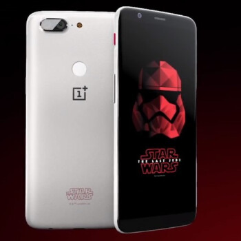 OnePlus rewards customers who bought the OnePlus 5T Star Wars Edition
