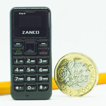 Meet Zanco tiny t1, world's smallest mobile phone