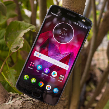 Moto Z2 Force starts getting Android 8.0 Oreo update at T-Mobile