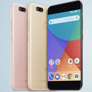 Xiaomi Mi A1 now receiving the Android 8.0 Oreo update