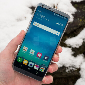 LG G6 scheduled to receive Android 8.0 Oreo by February, but there's a catch
