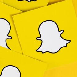 Snapchat nimmt eine Silvester-Siesta, während App