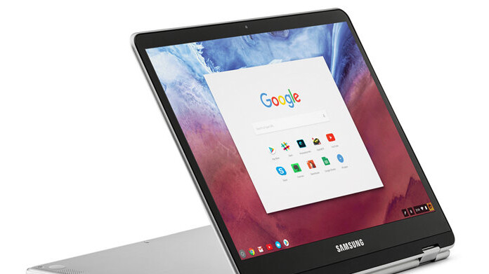 Samsung reportedly working on a Chrome OS tablet with high-end CPU and camera
