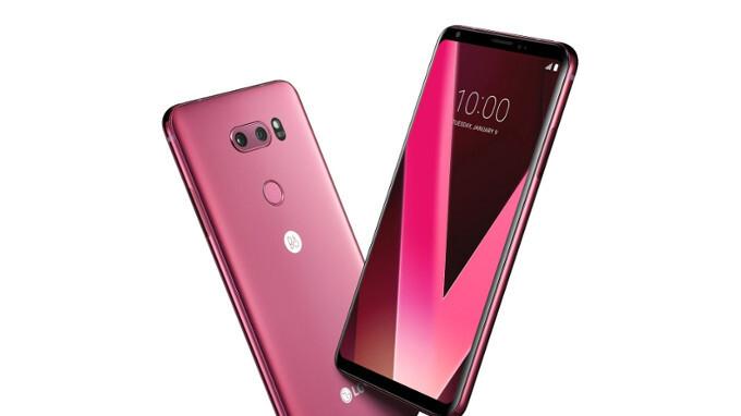 LG V30 in new