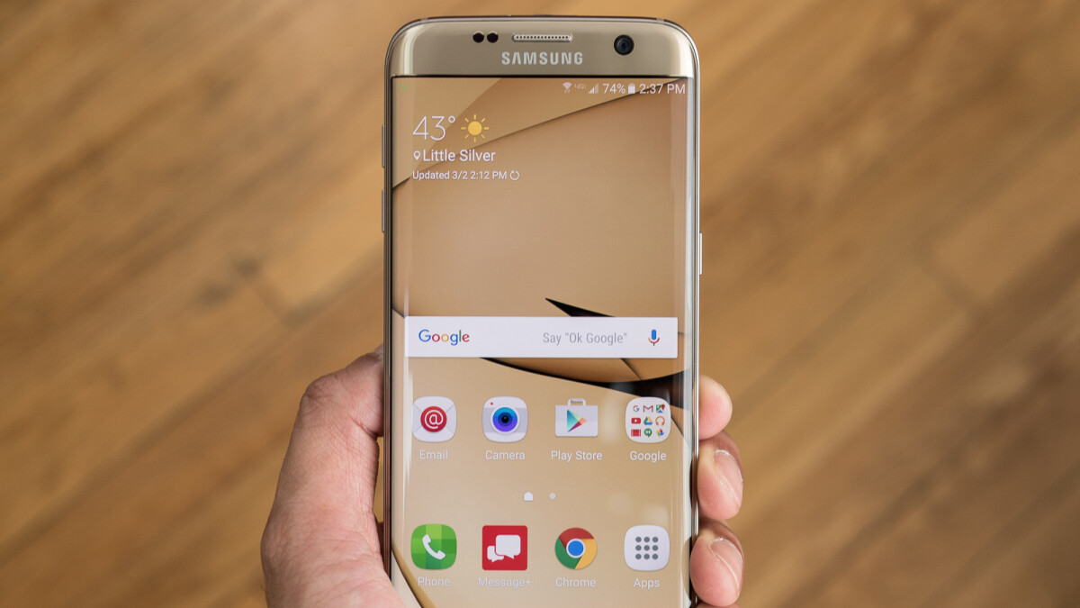 AT&T Samsung Galaxy S7 and S7 edge receive new update, brings security improvements