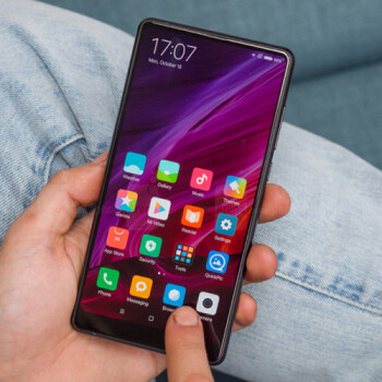 Xiaomi kicks off Android Oreo beta program for the Mi Mix 2