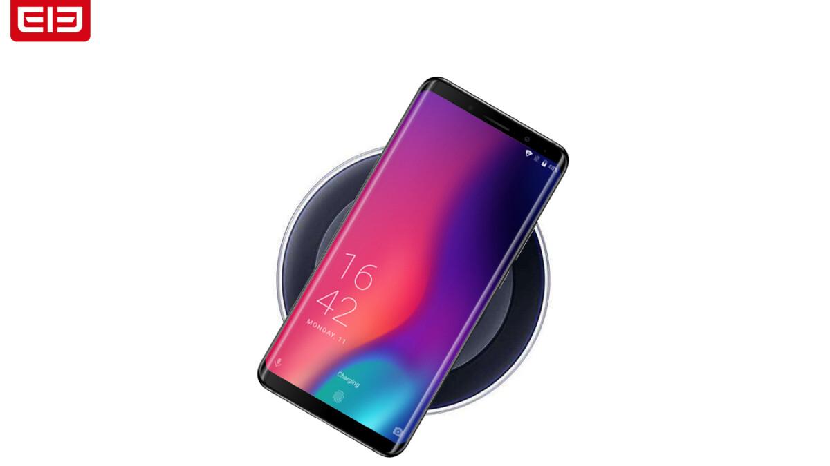 The Elephone U: dual camera, curved screen, Pro version