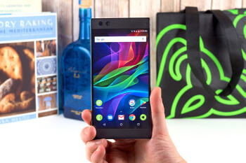 Razer Phone users reporting nasty fingerprint scanner, camera, and screen problems