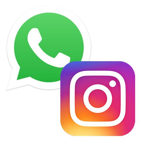 Instagram-Nutzer können ihre Storys bald auf WhatsApp