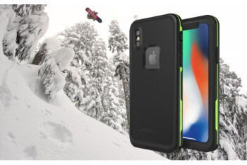 Toughen up your iPhone X with this LifeProof FRE case