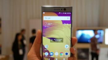 Sony Xperia XA2 hands-on