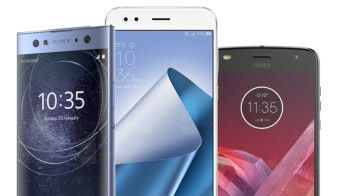 Specs comparison: Xperia XA2 Ultra vs ZenFone 4 vs Moto Z2 Play