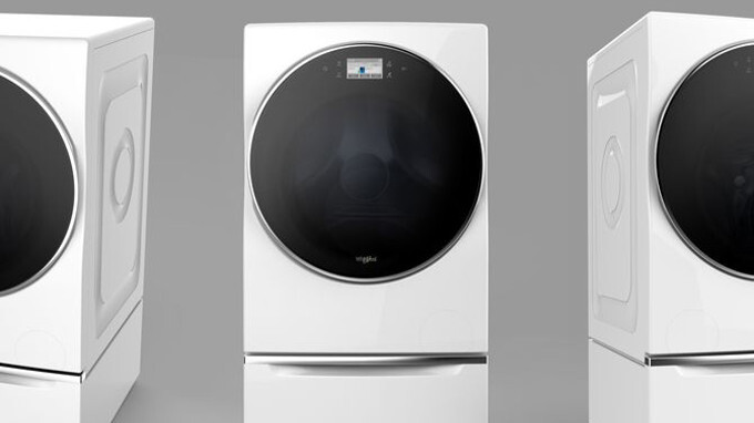 whirlpool outs first apple watch app to control your washer dryer or oven. Black Bedroom Furniture Sets. Home Design Ideas