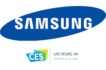 Watch Samsung's CES 2018 keynote livestream right here