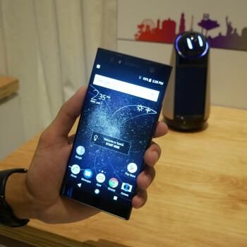 Sony Xperia XA2 Ultra hands-on