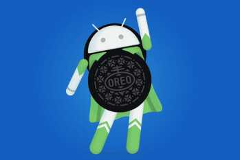 Android Oreo update pace is... still slow