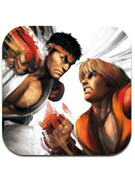 Street Fighter IV for the iPhone test