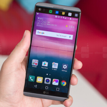 Verizon adds some unwanted features to the LG V20 in the latest update