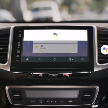 Google Assistant is coming to Android Auto this week
