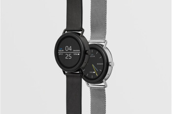Skagen jumps in the Android Wear pond with both feet: meet the Skagen Falster
