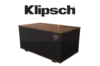 Meet the oddest smart speakers with Google Assistant: Klipsch brings the steampunk to CES