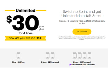 Got Sprint's unlimited freedom or 50% off promos? A bill shock is coming your way