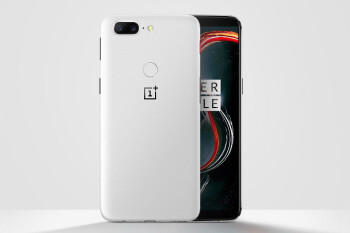 The OnePlus 5T Sandstone White is already out of stock,