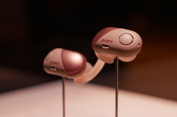 Sony WF-SP700N wireless earphones hands-on