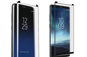 InvisibleShield's new Glass Curve Elite screen protector may be the best thing that happened to your Galaxy S8 or Note 8