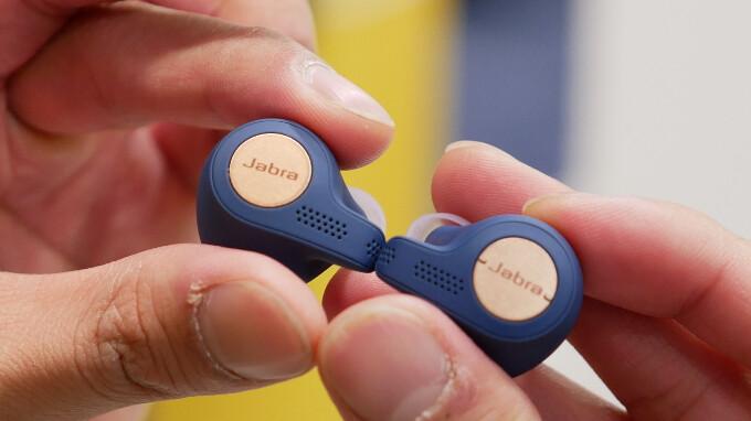 Jabra Elite 65t & Jabra Elite Active 65t wireless earphones