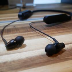 Audio-Technica ATH-DSR5BT wireless earphones hands-on
