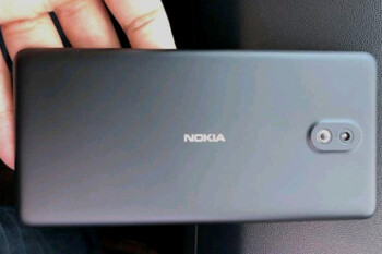 Nokia's upcoming Android Oreo Go device, the Nokia 1, allegedly spotted in the wild