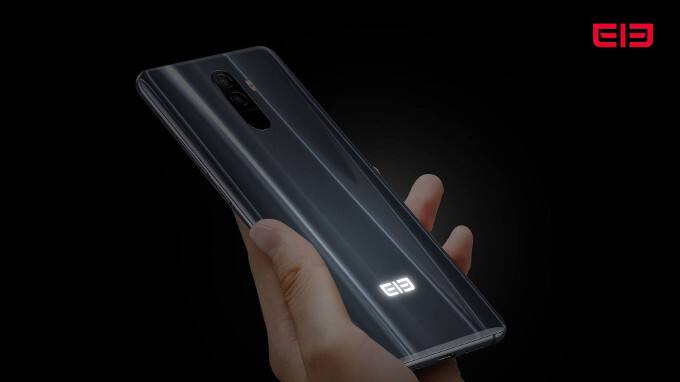 Elephone U Pro brings big, curved OLED display in a compact 'bezel-less' design