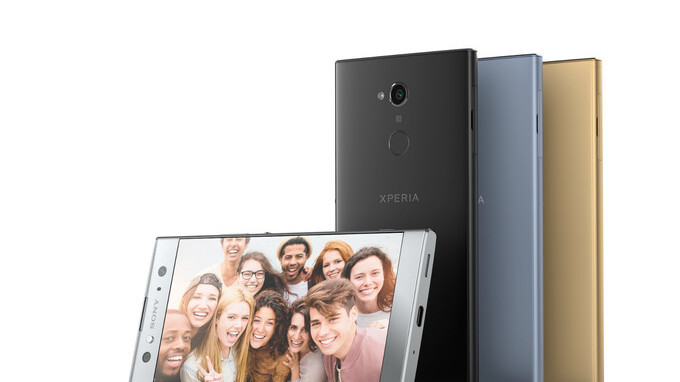 Sony releases official hands-on video to present the Xperia XA2, XA2 Ultra, Xperia L2