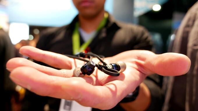 Sennheiser CX 6.0BT wireless headphones hands-on