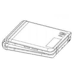 Images from Samsung patent application allegedly show the foldable Samsung Galaxy X