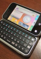 Hands-on with the Motorola BACKFLIP