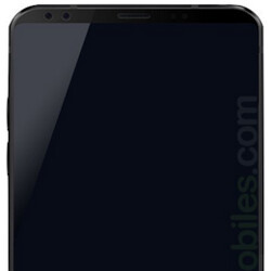 LG G7 render surfaces revealing dual front-facing cameras