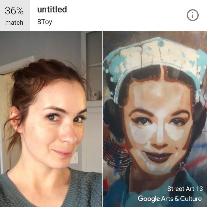 Google Arts & Culture App kann Ihre Selfies zu berühmten Gemälden