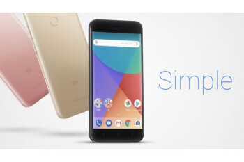 Picture from Get Android One launcher on any Android smartphone