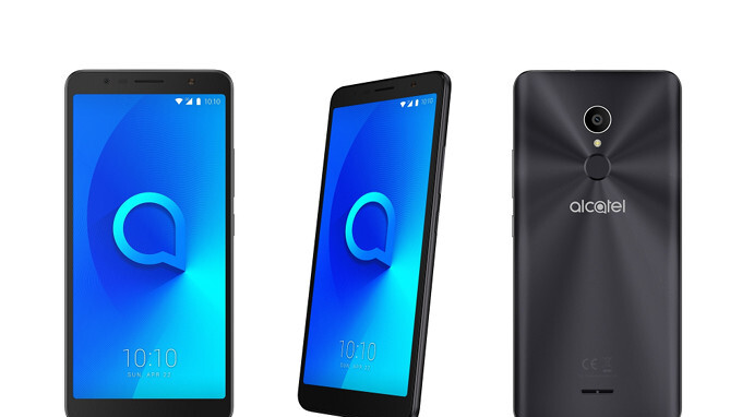Alcatel 3C officially introduced with 6-inch HD+ display ...
