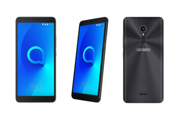 Alcatel 3C officially introduced with 6-inch HD+ display, Android Nougat