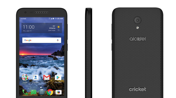 Cricket Wireless starts selling the entry-level Alcatel Verso for just $30